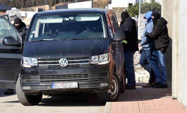 Kuciak-gyilkosság: 7 olasz került rendőrkézre, egyre kuszább az ügy