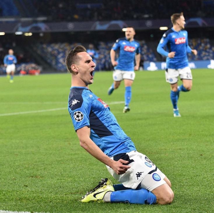 Bajnokok Ligája: a Napoli és a Liverpool menetel tovább