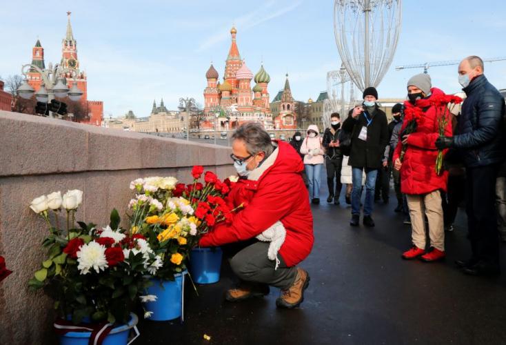 Gyilkosságok célpontjai, akik a demokráciát védelmezik Oroszországban