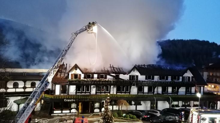Tűzvészben megsemmisült egy három Michelin-csillagos étterem Németországban