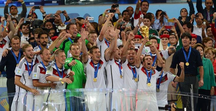 Olyat tehet a német futballválogatott, amit már 20 éve nem