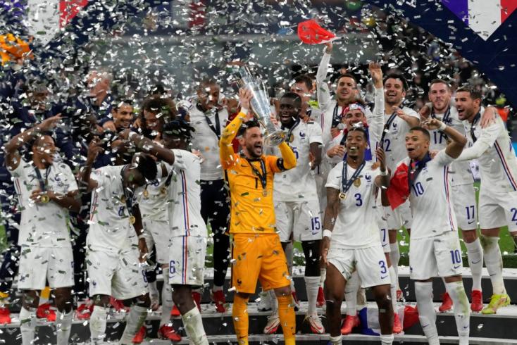 Nemzetek Ligája: A spanyolok szereztek vezetést, de a franciák nyerték a döntőt!