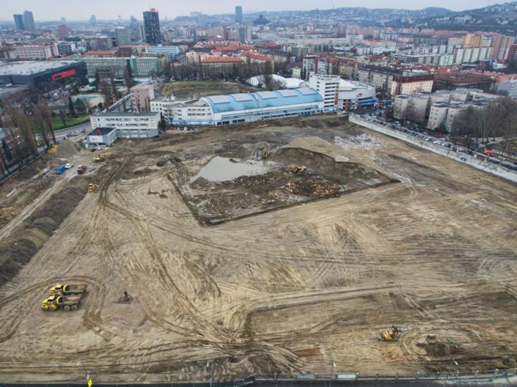 50 millió euróból épül fel a szlovák nemzeti stadion