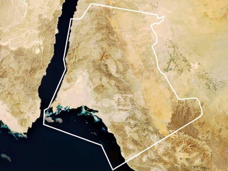 Teljesen autómentes várost építenek Szaúd-Arábiában