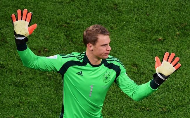 Vb-2018 - Köpke: nincs B terv Neuer kapcsán
