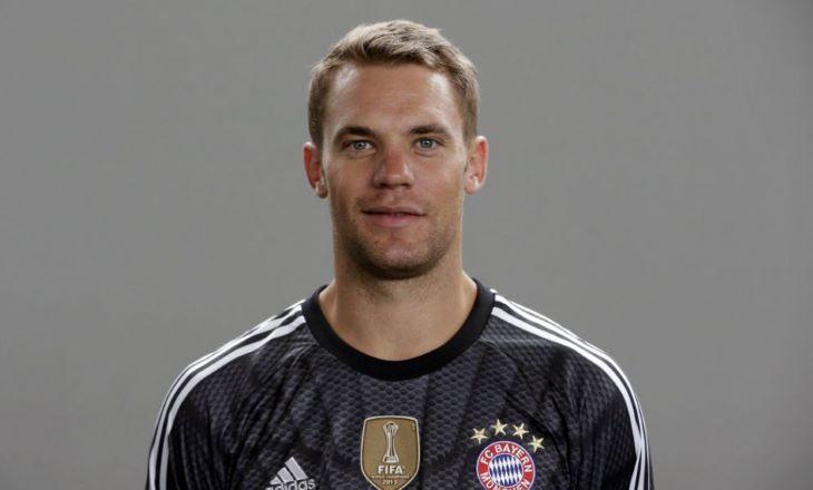 Hosszabbított Manuel Neuerrel a Bayern München