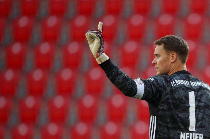 EURO-2020 - Hatgólos német siker Neuer századik meccsén