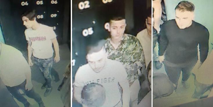 Szlovák és külföldi fiatalok estek egymásnak egy pozsonyi klub előtt – őket keresi a rendőrség!