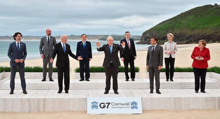 Kína a tények elferdítésével és rágalmazással vádolja a G7-országokat