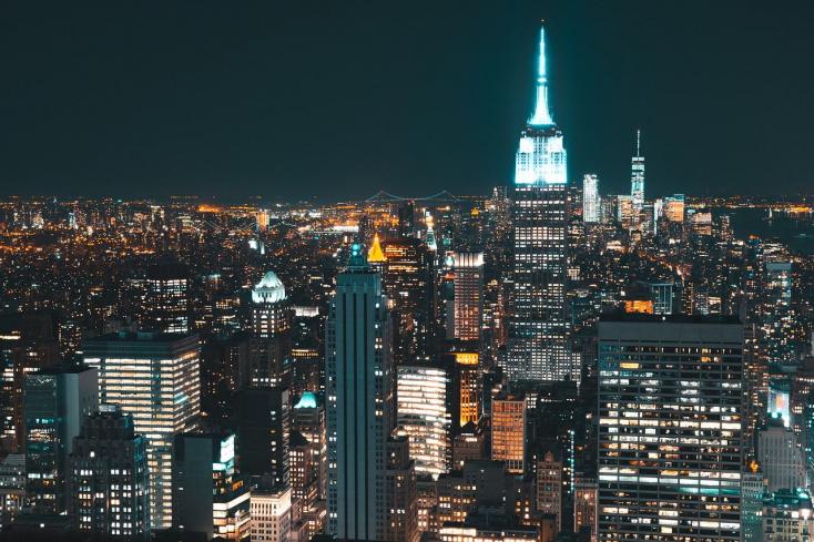 New York egyre nyugisabb - jelentősen csökkent a gyilkosságok száma