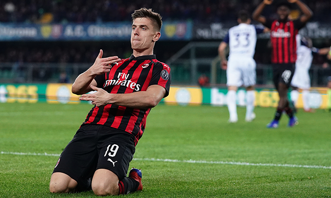 Serie A - A sereghajtó otthonában győzött az AC Milan