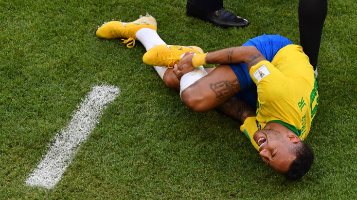 """""""Ez a futball szégyene"""" - Neymart kritizálja a mexikói kapitány"""