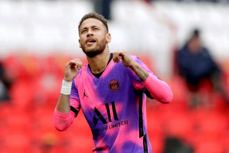 Neymart sárga lap miatt tiltották el a Francia Kupa döntőjéről