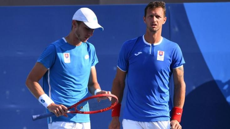 Tokió 2020: Legyőzte kiemelt ellenfelét, továbbjutott teniszben a Klein-Polášek páros