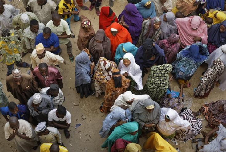 Vöröskereszt: csaknem 22 ezer ember tűnt el Nigériában