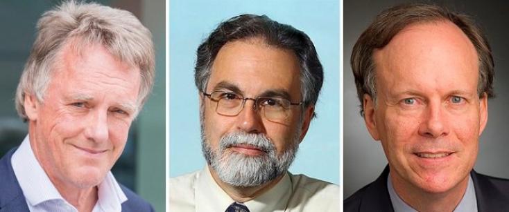 Nobel-díj - A három orvosi kitüntetett örül, hogy együtt kapják meg a díjat