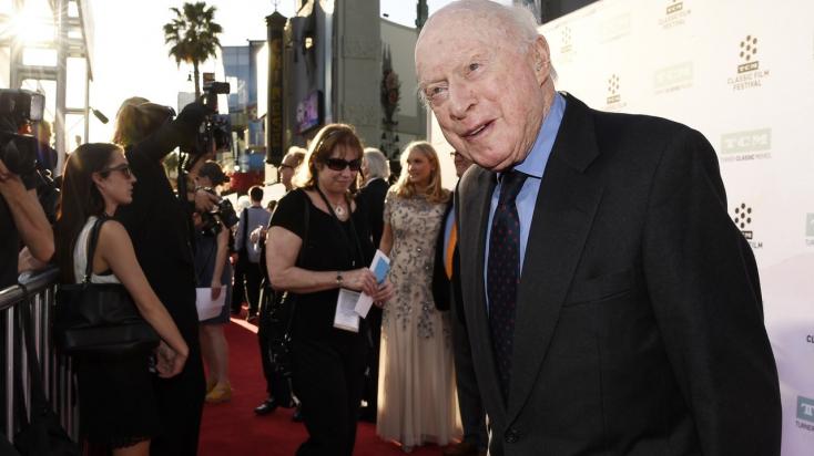 106 éves korában meghaltNorman Lloyd színész, aki még Hitchcockkal és Chaplinnelis forgatott