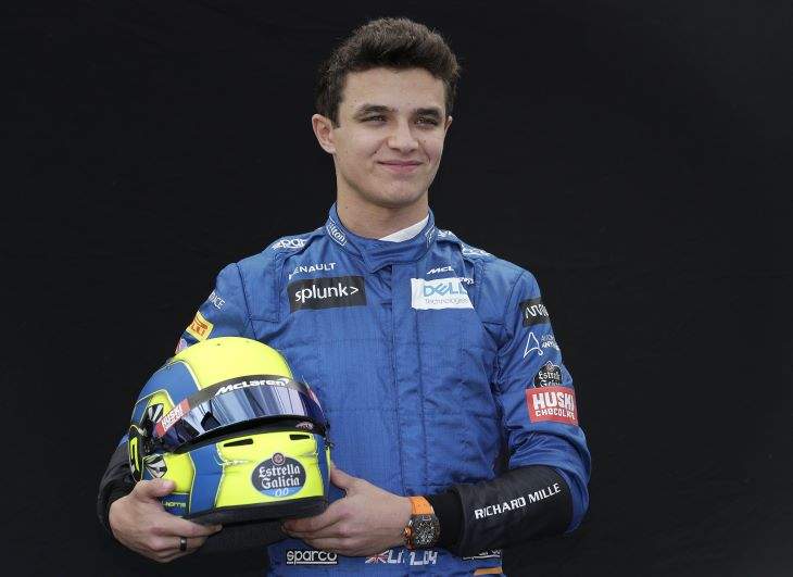 Norris szerint a Ferrari legyőzése nagy lökést adhat a McLarennek