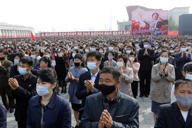 """Állami hoax Észak-Koreában: """"Kínából homokviharokkal érkezik a koronavírus!"""""""
