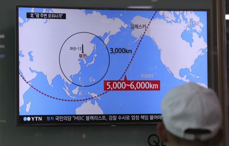 Az USA és Észak-Korea épp kidolgozzák a háborút