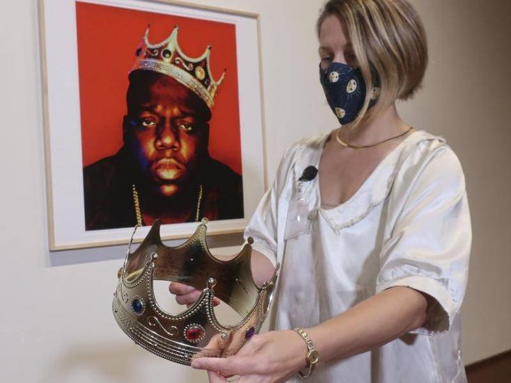 Hatszázezer dollárért kelt el Notorious B.I.G. koronája egy New York-i árverésen