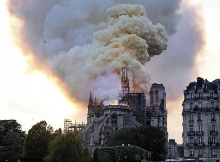 Notre-Dame - A párizsi ügyészség baleset miatt indított nyomozást