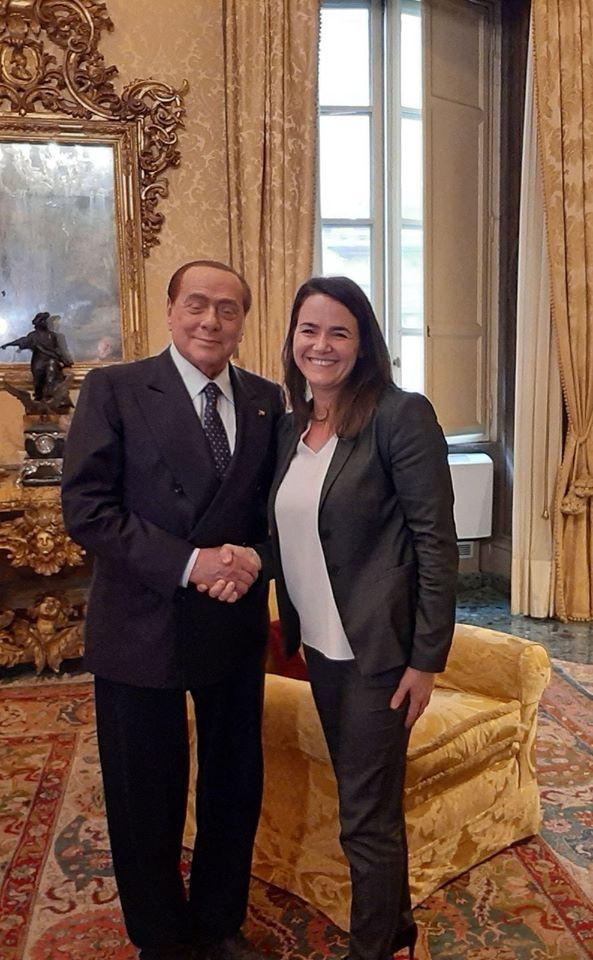 Silvio vendégei