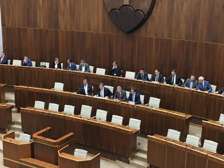 Megismételték a produkciót: Egyetlen alkotmánybíró-jelöltet sem sikerült megválasztani