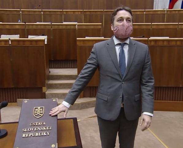 Blaha is koronavírusos, szerinte a parlamentben kaphatta el