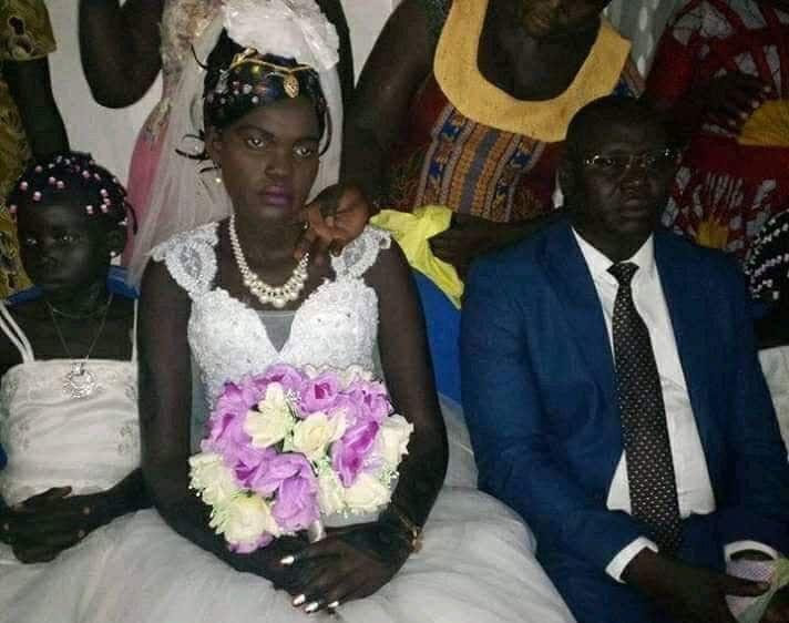 Egy kiskorú menyasszonyt árvereztek el a Facebookon!