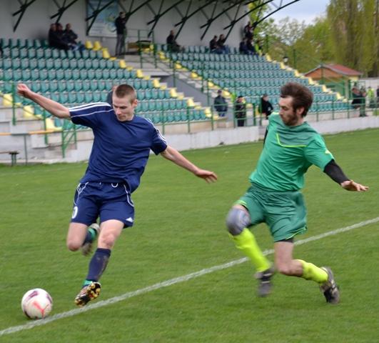 Területi focikalauz: Szomszédvárak párbaja Szentmihályfán