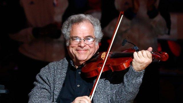 """Jichák Perlman hegedűművész kapja a 2016-os Genezis-díjat, a """"zsidó Nobel-díjat"""""""