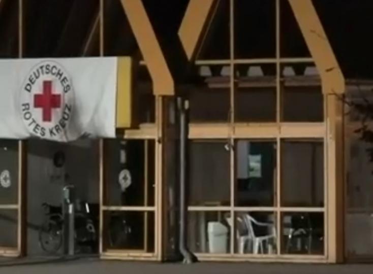 Megpróbáltak felgyújtani egy oltóközpontot Németországban