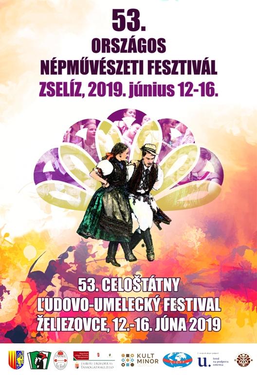 Júniusban rendezik Zselízen az 53. Országos Népművészeti Fesztivált