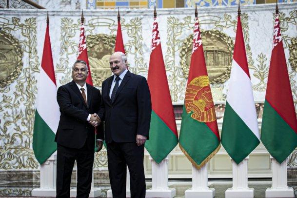 Orbánék kivételével mindenkit felbőszít az, ami Fehéroroszországban zajlik