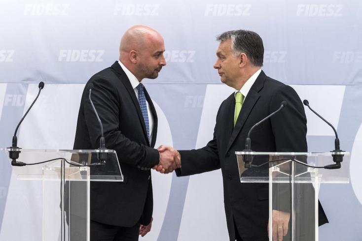 Menyhárt szerint az idő majd eldönti, hogy Soros áll-e a szlovák kormányválság mögött