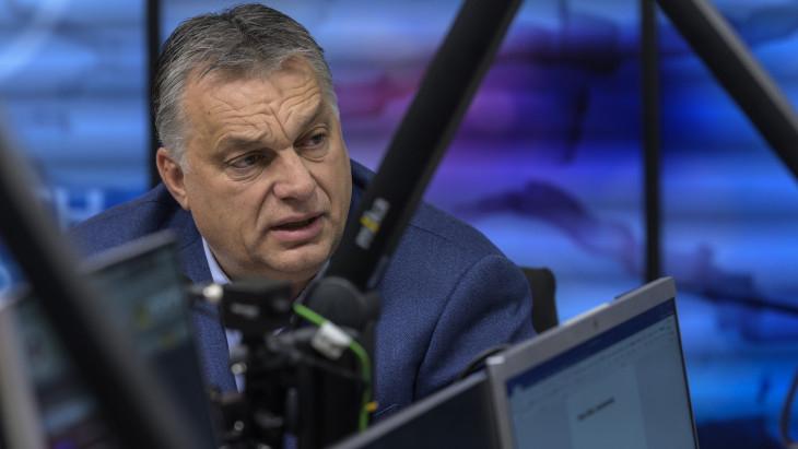 Orbán Viktor szerint pénteken eléri az 5,5 milliót a beoltottak száma Magyarországon