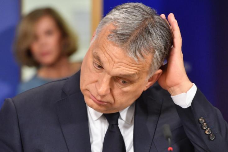 Óriási többséggel felfüggesztik a Fidesz tagságát az Európai Néppártban!