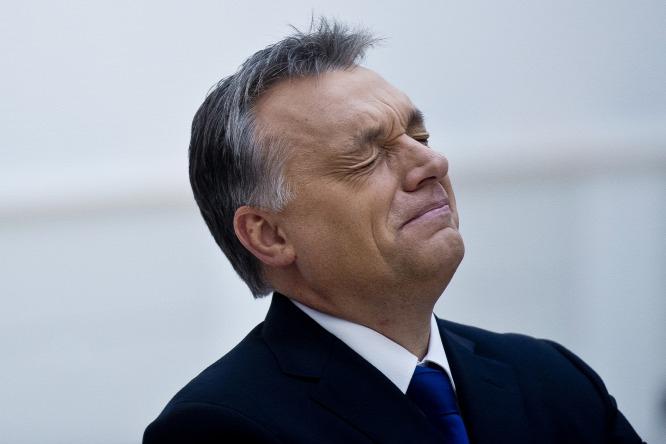 Hatalmas pofon Orbánéknak!