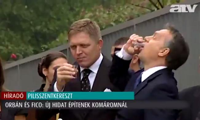 Szlovák, magyar - két jó barát