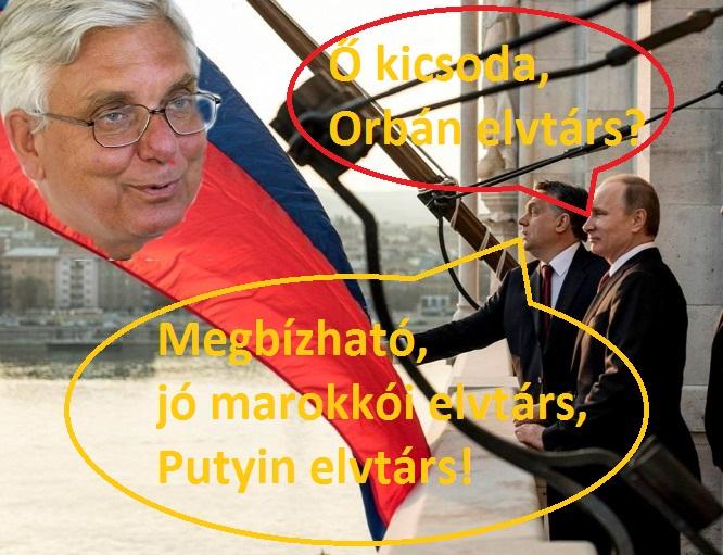 2015-ben közzétett orosz propagandacikkel tolja Putyin szekerét az MKP pártlapja!