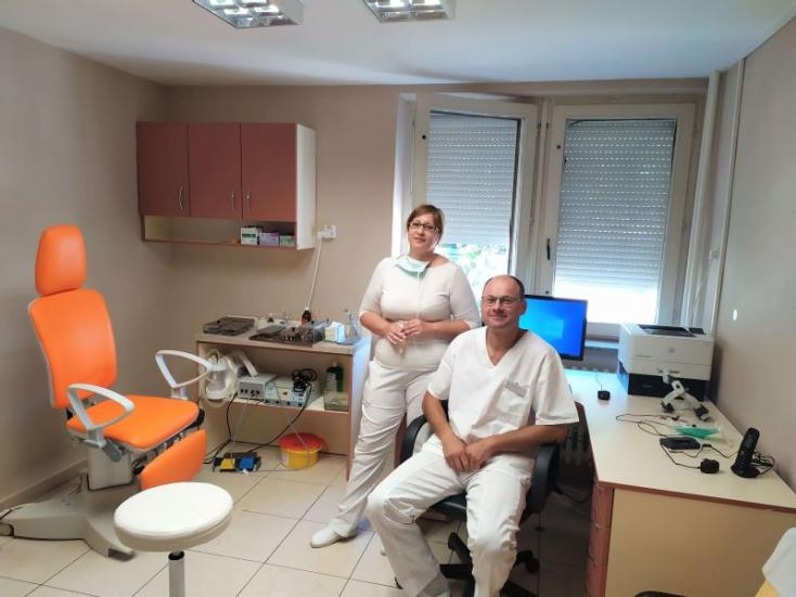 Új fül-orr-gégészeti ambulancia nyílt a komáromi kórházban