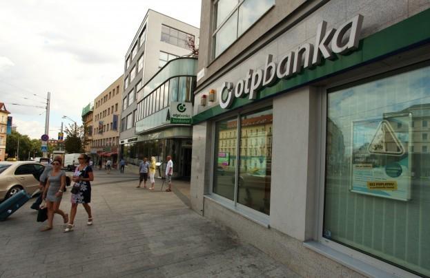 A szlovákiai OTP Bank a ČSOB Bank kezébe került