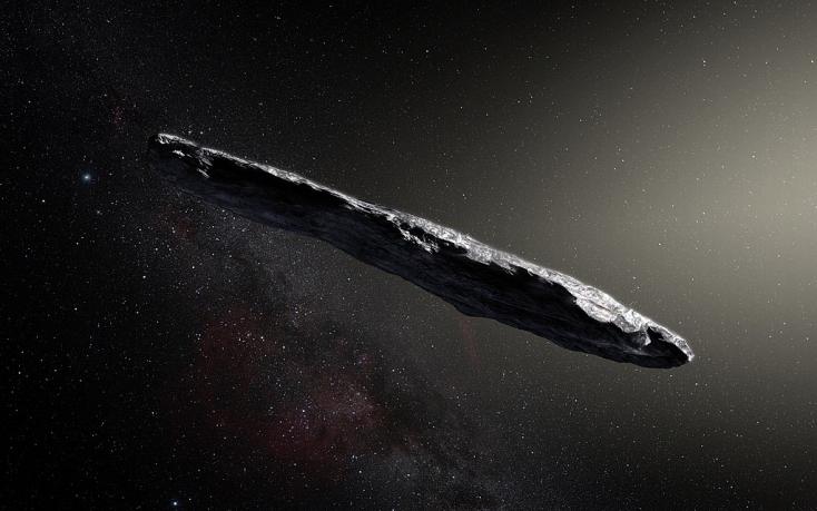 Földönkívüli civilizációküldhette a Föld tanulmányozására Oumuamuát