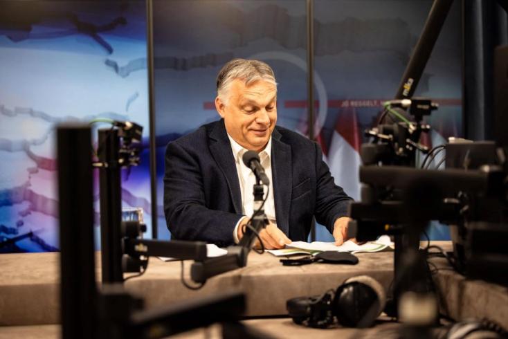 Szép dolgokat mondott Orbána harcos Ficóról és Matovičról is, aki minthatestvérlenne