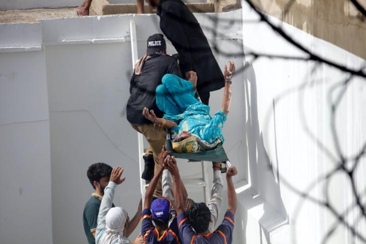 TRAGÉDIA: Senki sem élte túl a pakisztánirepülőgép-szerencsétlenséget