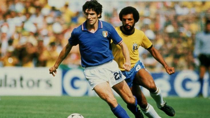 Elhunyt Paolo Rossi olasz futball-legenda