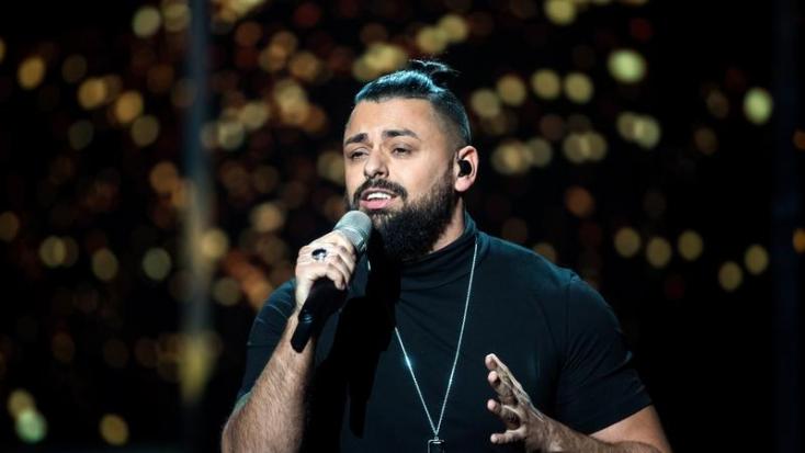 Eurovíziós Dalfesztivál - Pápai Joci: bízunk a továbbjutásban