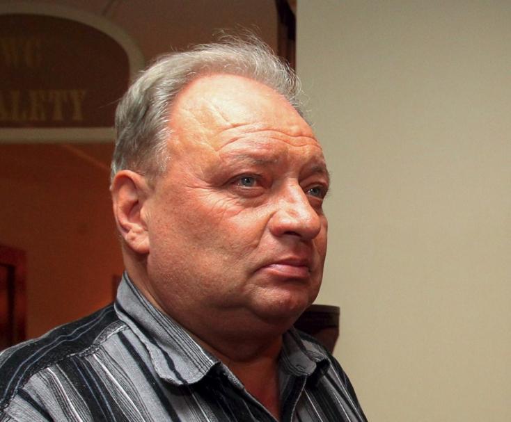Elhunyt Papp Sándor
