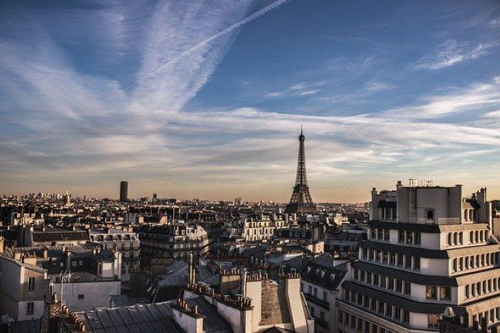 Jelentősen javult a levegő minősége Párizsban